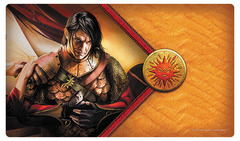 A Game of Thrones LCG: 2nd Edition - The Red Viper Playmat fantasy flight
